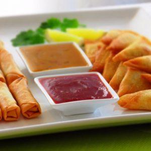 Oriental Platter (15 Pcs)