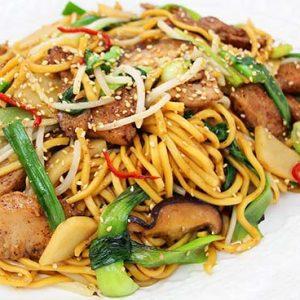 Chicken Chowmien (Noodles)