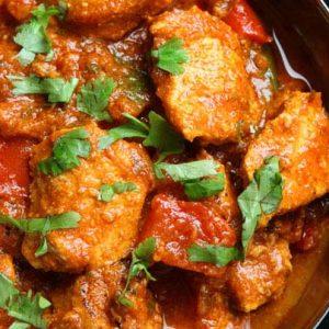 Chicken Jalfrezie