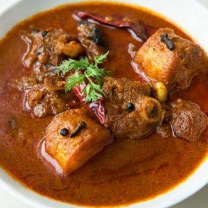 Goat Curry (Bone In)