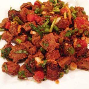 Chicken/ Lamb /Beef Choila